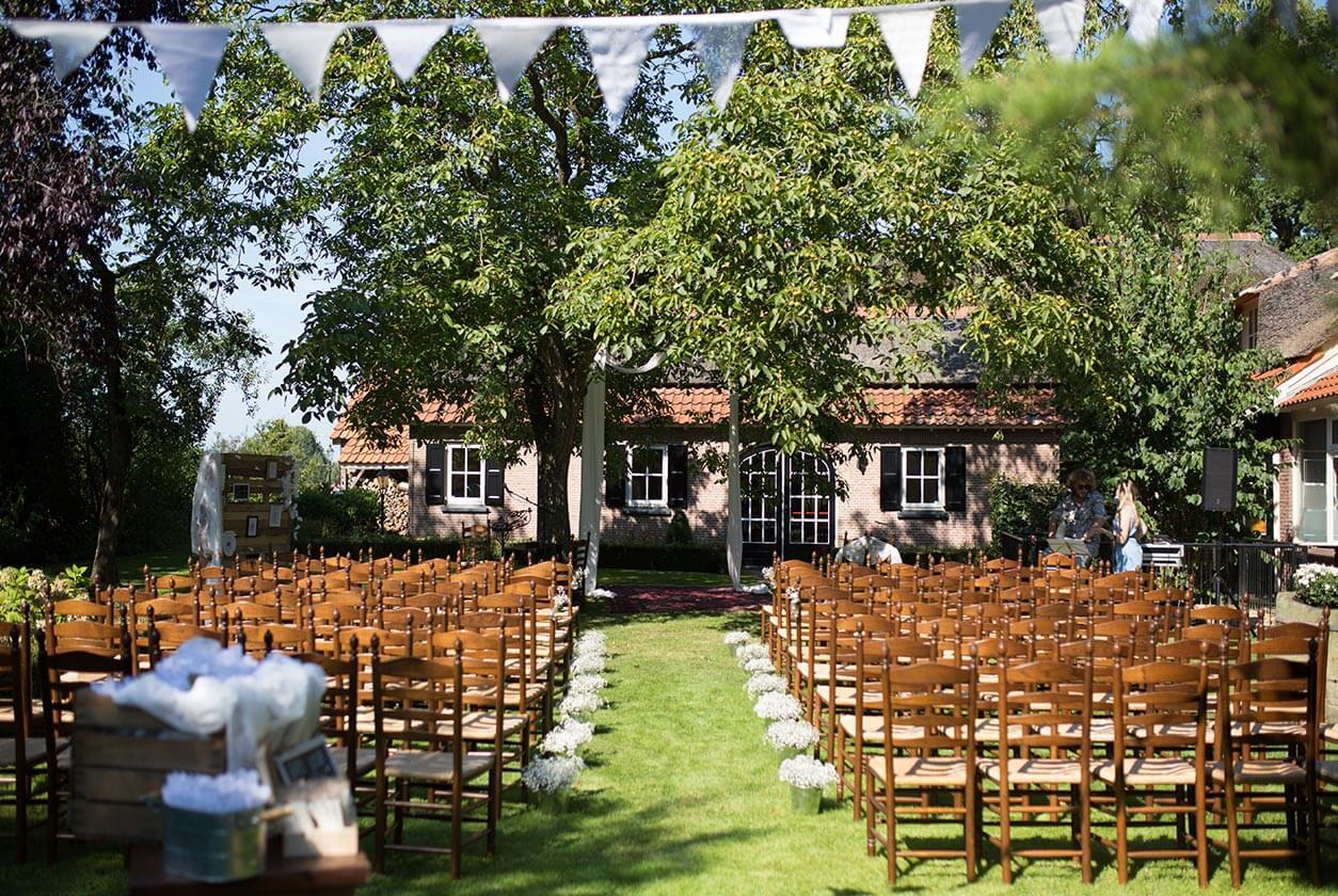 bruiloft trouwen evenement event markelo