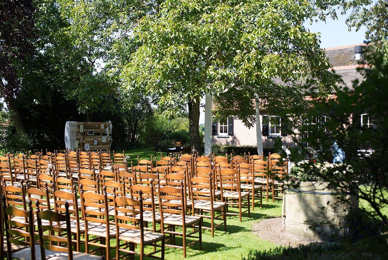 bruiloft trouwen markelo twente